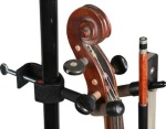MS504V Microphone/Music stand Violin Hanger . String Swing