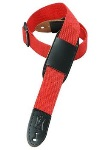 "Levy""s M8PJ-RED Kid's Guitar Strap (red,1.5"") . Levy's"