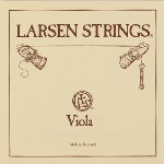 Larsen Strings 501260 Viola String Set (ball end) . Larsen