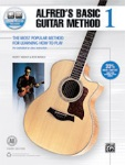 Alfred's Basic Guitar Method v.1 w/Online Access . Guitar . Manus/Manus