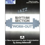 Aebersold Vol. 30B  Jazz Rhythm Section Workout  W/CD