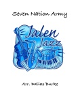 Seven Nations Army . Jazz Band . White