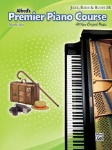 Alfred's Premier Piano Course- Jazz , Rags, & Blues 2B .  Piano . Mier