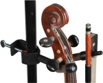 BCC04V Music Stand Violin Hanger . String Swing