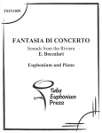 Fantasia Di Concerto (sounds from the Riviera) . Euphonium and Piano . Boccalari