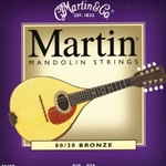 M400 Mandolin Strings (bronze) . Martin