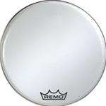 "BE0213MP 13"" Smooth White Emperor Remo"