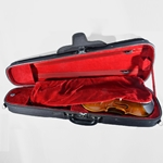 "CA1312B Eastman Dart Shaped 15.5"" Viola Case"