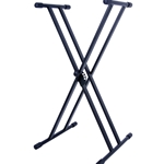 KB865K StagePro Double X Style Keyboard Stand . Hamilton