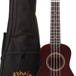 KPP-T Tenor Ukulele Player Pack w/Gig Bag and Tuner . Kohala