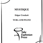 Mystique . Tuba and Piano . Crockett