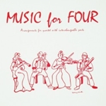 Music for Four Traditional Christmas Music . String Quartet . Various