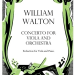 Concerto . Viola and Piano . Walton
