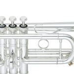 YTR-9445CHSIII Xeno Artist Chicago C Trumpet Outfit (silver plated) . Yamaha