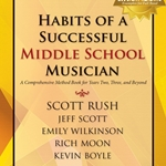 Habits of a Successful Middle School Musician . Trumpet . Various