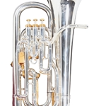 Besson BE2052-2-0 Prestige Bb Euphonium Outfit (silver plated) . Buffet