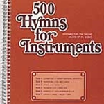 500 Hymns for Instruments Book A . Clarinet/Tenor Saxophone/Baritone T.C . Various