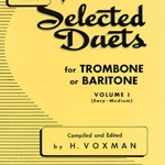 Selected Duets v.1 (easy to medium) . Trombone or Baritone . Various