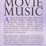 The Library of Moive Music . Piano . Various