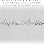 Sondheim for Classical Players . Cello and Piano . Sondheim
