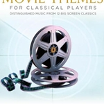 Movie Themes for Classical Players w/Audio Access . Cello and Piano . Various