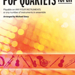 Pop Quartets for All . Piano/Conductor/Oboe . Various