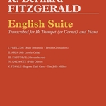 English Suite . Trumpet and Piano . Fitzgerald