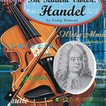 The Student Violist: Handel . Viola and Piano . Handel