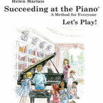 Succeeding at the Piano Lesson And Technique Book v.1B . Piano . Marlais