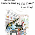 Succeeding at the Piano Theory and Activity Book v.1B . Piano . Marlais