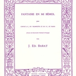 Fantaisie in E Minor . Trumpet and Piano . Barat