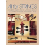 All For Strings v.1 . Viola . Anderson