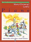 Alfred's Basic Piano Course: Merry Christmas! v.2 . Piano . Various