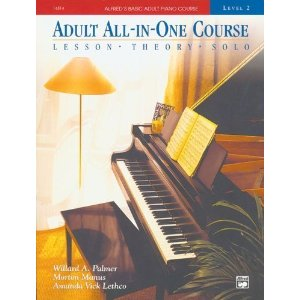 Adult All-In-One Course v.2 . Piano . Various