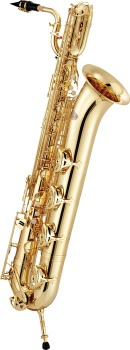 993GL Artist Series Eb Baritone Saxophone Outfit . Jupiter