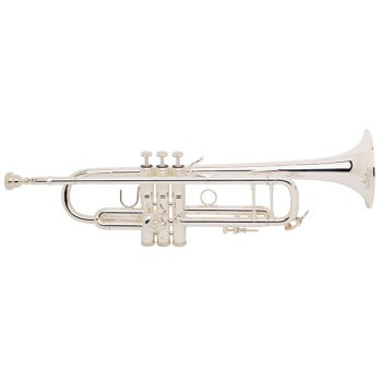 180S43 Stradivarius Bb Trumpet Outfit . Bach