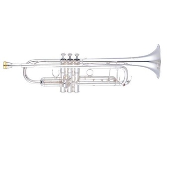 YTR-8310ZS Bobby Shew Custom Bb Trumpet Outfit (silver plated) . Yamaha