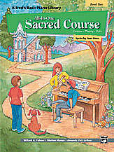 All-In-One Sacred Course v.2 . Piano . Various