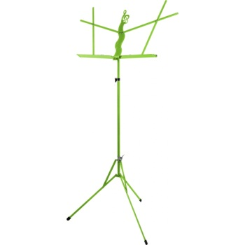980GR Collapsible Music Stand (green) . Primo