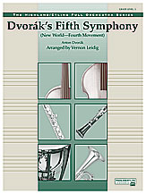 5th Symphony (new world) (4th movement) . Full Orchestra . Dvorak