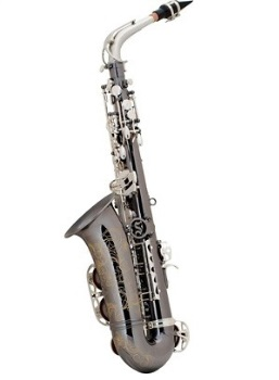 AS42B Alto Saxophone Outfit (black nickel) . Selmer