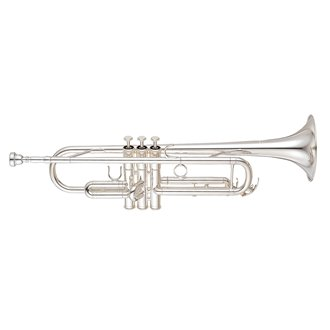 YTR-4335GSII Trumpet Outfit (silver plated) . Yamaha