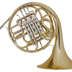 6D Conn French Horn Outfit