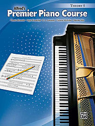 Alfred's Premier Piano Course Theory v.5 . Piano . Various
