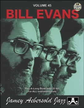 Aebersold Vol.45 Bill Evans  W/CD