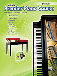 Alfred's Premier Piano Course Duet Book v.2B . Piano . Various