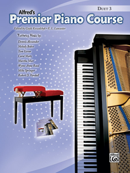 Alfred's Premier Piano Course Duet Book v.3 . Piano . Various