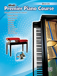 Alfred's Premier Piano Course Duet Book v.2A . Piano . Various