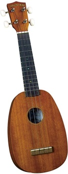DU-200P Soprano Pineapple Ukulele w/Bag . Diamond Head