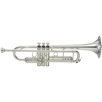 YTR-9335CHSIII Xeno Chicago Series Bb Trumpet Outfit (silver plated) . Yamaha